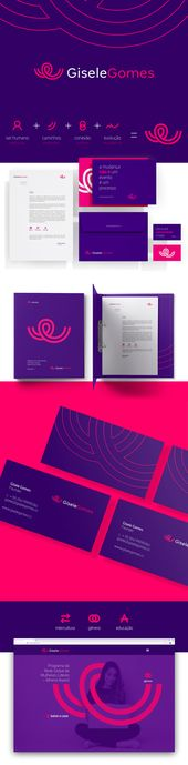 26 New Creative Branding, Visual Identity and Logo Design Examples  – Corporate][Design