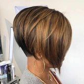 Penteados Curtos Para Mulheres continuam a ser a tendência em 2019 – #Pixie #shorthair …   – short hairstyles for thick hair