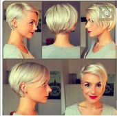 Deixe seu cabelo cortar muito curto! 11 mega cortes de cabelo curtos que você deve experimentar!   – Schnelle frisuren