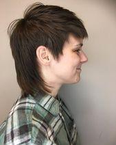 [15+] Trendy Mullet Frisuren Frauen der Saison