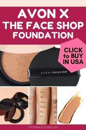 Tinte dauerhafte Kissen Foundation Slim Fit   – The Face Shop Products