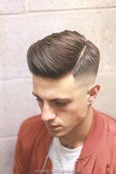 Des coupes de cheveux latérales pour permettre aux hommes de faire sauter votre esprit