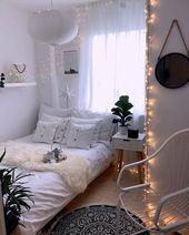 Fantastische böhmische Schlafzimmer-Entwürfe und Dekor   – Zimmer