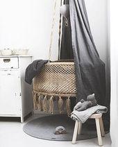 Modernes Kinderzimmer   – natur Zimmer