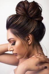 kurze Frisuren braune Frisuren für Frauen #hairdosforcurlyhair   – Women's Hairdos