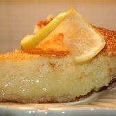 Bill Clintons Zitronenschachkuchen-Rezept
