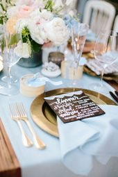 Wedding Table Decorations Blue Ceremony – modern pastel turkish wedding | table decor for wed…