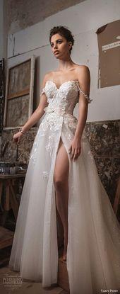 """Lavish av Yaniv Persy hösten 2019 Bröllopsklänningar – """"Blossom – Fleur"""" Brudkollektion   Bröllopsinspirasi"""