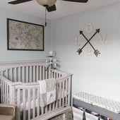 Das Kinderzimmer unserer kleinen Dame! geschlechtsneutral, Reisethema, Abenteuerthema, …
