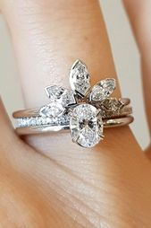 21 Excellent Wedding Ring Sets For Beautiful Women – Wedding ideas