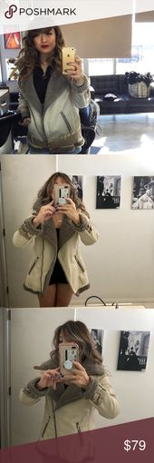 U.O. Winter coat Worn once , from urban outfitters. Brand is J.O.A. Size xs. But… – My Posh Picks