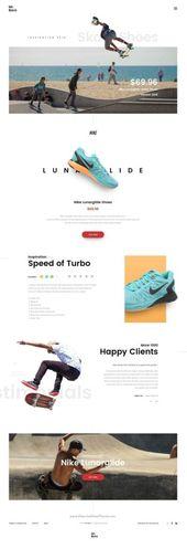 Mr.Bara es una plantilla #PSD de diseño limpio y moderno para multipropósito @eCommerce #we   – WordPress Teacher