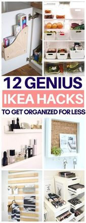 So glad I read this list of organization Ikea hack…