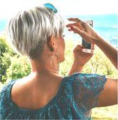 Kurze Frisuren Madeleine Schön – 1 #kurzeFrisuren #Frisuren #kurze #Madeleine #schn