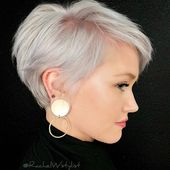 35+ Schöne Pixie Frisuren für Frauen