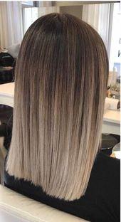 50 Ideen für Haarfarben für kurzes Haar – Farbinspirationen für 2019, Haarfarbe für …   – Hair Color