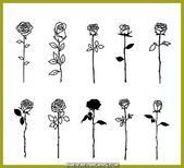 Kreative und Großartige Tattoo Rose Entwurf Tattoo Ideen pro 20- Tattoos – # pro # Ideen #Ros…