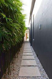 5 Cómo hacer que tu patio lateral se vea genial   – Outdoor