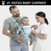 Baby Carrier 🥇 #1 Rated Baby Carrier