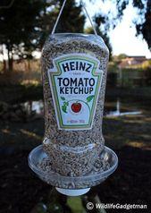 15 fantastische DIY Vogelhäuschen Ideen, die Leben in Ihren Garten bringen