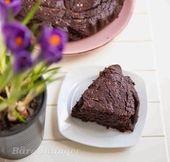 Schokoladen Mandel Kuchen (Bärenhunger)