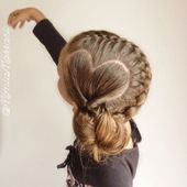Nice cute hairstyles for long hair for school – New hair models