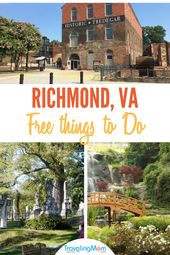 Greatest Free Issues to Do in Richmond VA