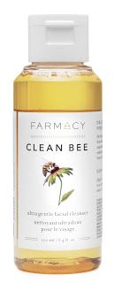 Review Farmacy Clean Bee Ultra Gentle Facial Cleanser Farmacy