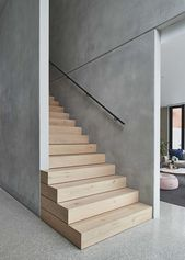 Lachs von FGR Architects – Enthüllung der Designschönheit von Rohbeton