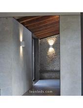 159 00 Aplique Led Moderno De Interior Apliques De Pared Led Paredes Interiores