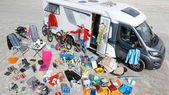 Det stora problemet med nyttolasten: Det här är hur mycket bagaget i husbilen verkligen väger