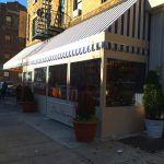 A Photo Gallery Of Winter Vestibules By Nyc Signs Awnings Restaurant Entrance Outdoor Rooms Vestibule
