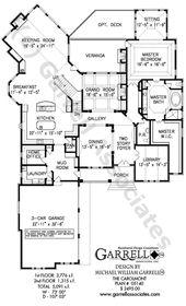 Carolmont Manor House Plan 05140