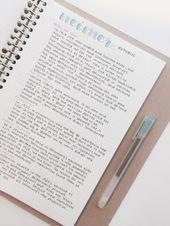 handwriting | Tumblr