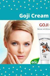 Goji Cream – ein sicheres und effektives Produkt!