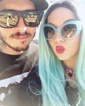 """Gitsie Wood auf Instagram: """"❤️?? Alles Gute zum Geburtstag an meine beste Freundin, meinen Seelenverwandten, meinen größten Unterstützer und die Liebe meines Lebens @johnnytedpaogo_tattoos. Ich kann nicht glauben, wie … """" – Accessories"""