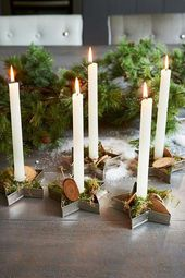 20 Amazing Christmas Table Decorations For Your Perfect Dinner – Deko