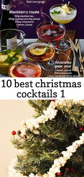10 best christmas cocktails 1