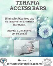 Cambia tu vida con la  Terapia  AccessBars eliminando todos los bloqueos conscie…