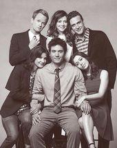 Barney Stinson (Neil Patrick Harris), Lily Aldrin (Allison Hannigan), Marshall E…