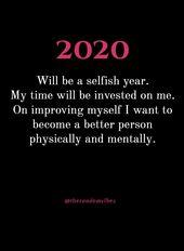 2020 Self Inspiring Phrases