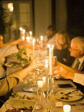 8Pcs Dinner Candles Long Candle Wedding Home Handmade Bar  Gffa