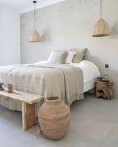 Ein Blick in unsere neueste Schlafzimmerrenovierung. Kreatin …
