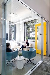 Cpp The Myers Briggs Assessment Publisher Sunnyvale Headquarters Office Snapshots Modern Office Design Modern Office Space Design Modern Office Space