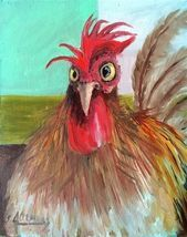"""""""Henrietta ist endlich aus dem Stall geflogen"""" – Jolynn Clemens – chicks – #chicks #C …   – Keramische Kunst"""