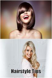 Erhalten Sie neue Tipps und Hinweise zur Haarpflege. Haare und Schönheit.