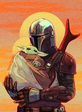 17 Beautiful Baby Yoda Wallpapers – Star Wars