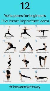 Yoga for beginners- The important beginner workouts – Vem que te Conto! | Dicas de Viagem