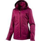Vaude Damen Doppeljacke Women's Caserina 3in1 Jacket, Größe 36 in Lila VaudeVaude