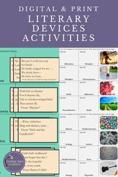 Literary Gadgets Actions for Google Drive & Print